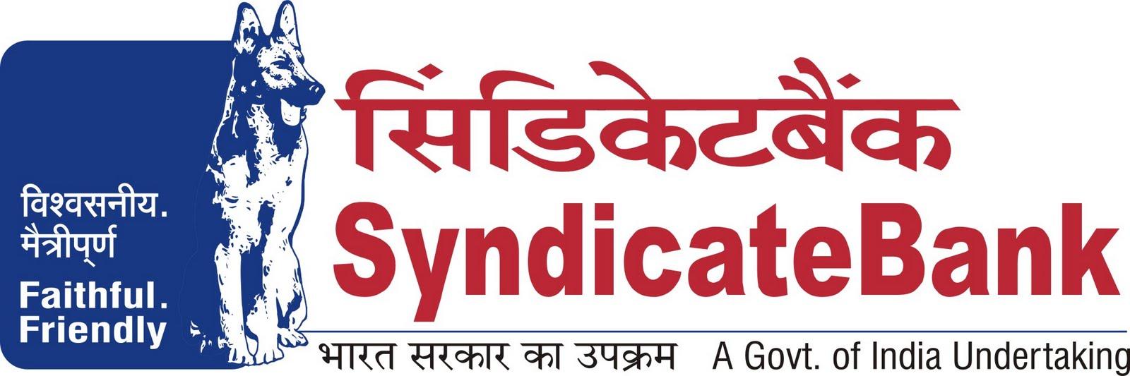 Syndicate Bank080 22267545 Syndicate Bank Syndicate Bank